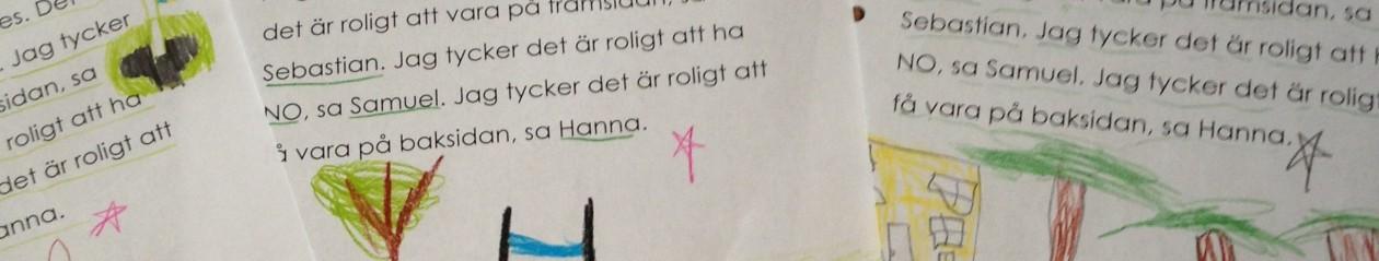 Annas Klassrum