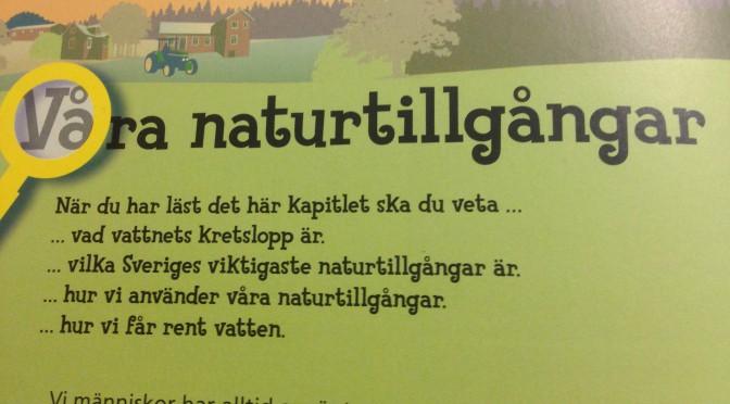 Våra naturtillgångar