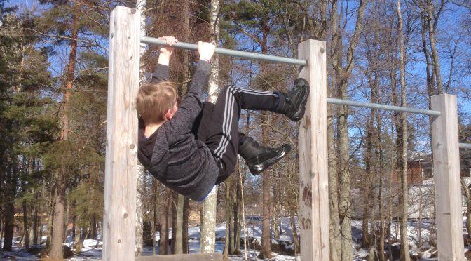 Styrketräning-en utelektion i idrott