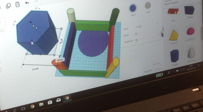 Maker Space-tinkercad.com