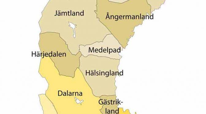 Geografi – Så ser Sverige ut