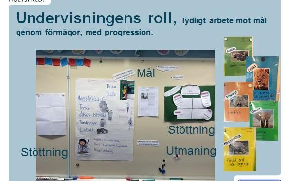 Progression – Utmaningsmål #lärlabbet