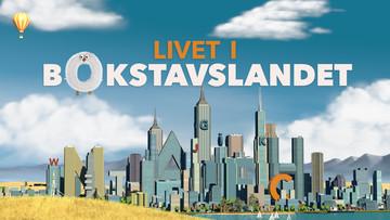 Planeringsstruktur svenska. ASL, Livet i bokstavslandet.