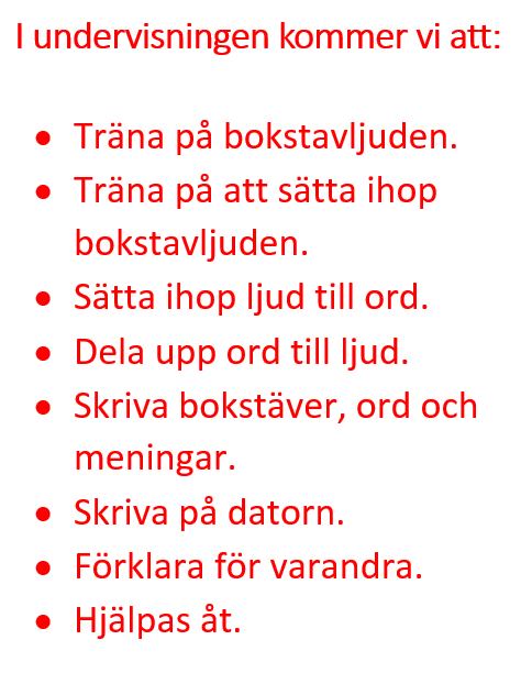 elevinflytande svenska