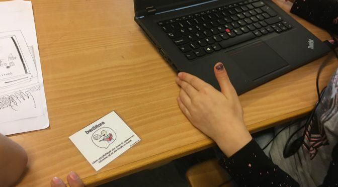 Kooperativa roller i ASL-arbetet