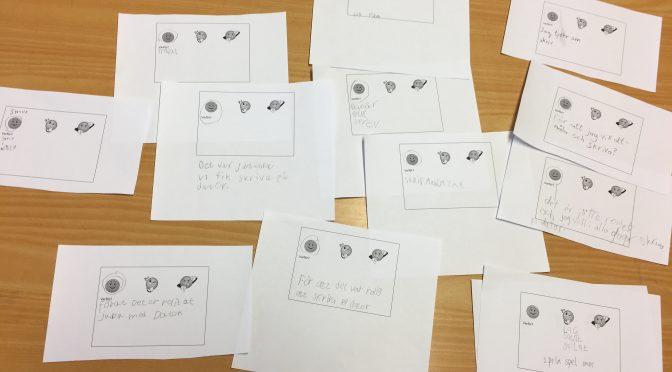 Föreläsning i Sorsele om elevinflytande och kompensatoriska vägar i klassrummet.