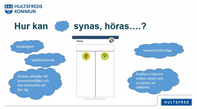 Stötta elevernas kommunikativa förmåga? Kooperativt – SKUA Mellanträff i Hultsfred